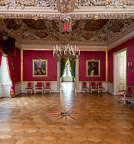 Picture: Red Reception Room