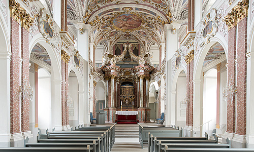Picture: Ehrenburg Palace, palace church