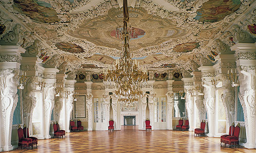 Picture: Ehrenburg Palace, Hall of Giants