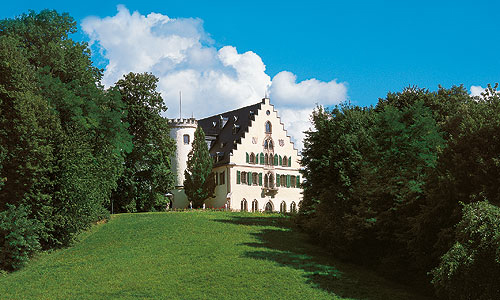 Picture: Rosenau Palace and Park